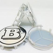 Аксессуары Колпачек в диск Mercedes-Benz Brabus (75/70)
