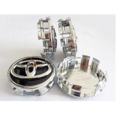 Аксессуары Колпачок в диск Toyota (62/56) черные 42603-02320
