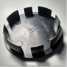 Аксессуары Колпак в диск универсальный черный пластмас 62мм