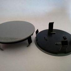 Аксессуары Колпачок в диск универсальный серый (метал+пластм) 45мм