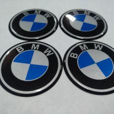 Аксессуары Наклейка на диск BMW 55мм