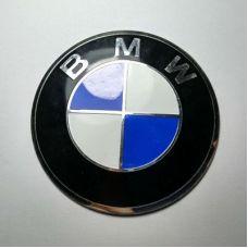 Аксессуары Наклейка на диск BMW d56 выпуклый аллюминий