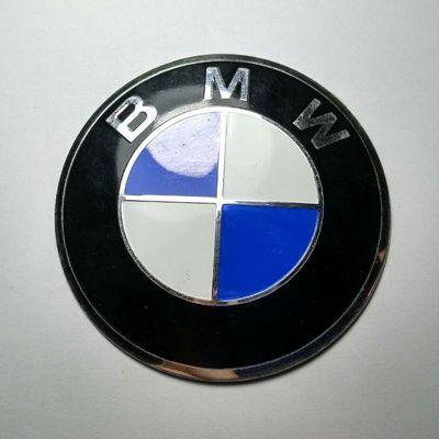 Аксессуары Наклейка на диск BMW 65 выпуклый аллюминий