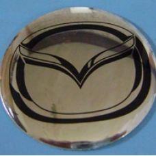 Аксессуары Наклейка на диск Mazda 58 выпуклый