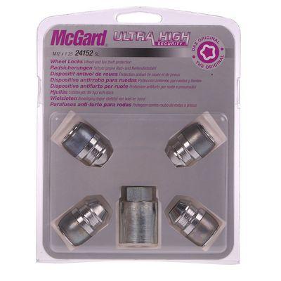 купити секретки для дисків Секретные гайки 12х1,25 L35мм конус McGard 24152 SL