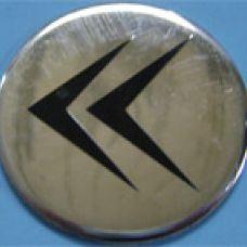 Аксессуары Наклейка на диск Citroen 50 плоский