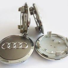 Аксессуары Колпачки на диски Audi 69/56 4B0601170A