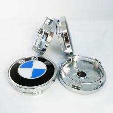 Аксессуары Колпачки на диски BMW 60/56 для неоригинальных дисков