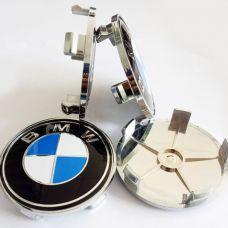 Аксессуары Колпачки на диски BMW 68/65 36131180419
