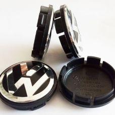 Аксессуары Колпачок в диск Volkswagen 56/52мм 1J0601171