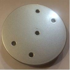 Аксессуары Колпачок в диск D=57мм плоская bc606