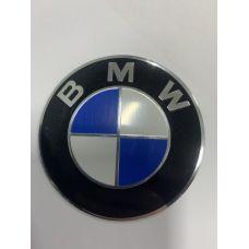 Аксессуары Наклейка на диск BMW d65 выпуклый алюминий