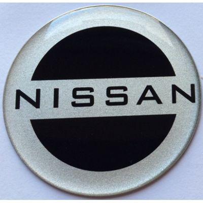 Аксессуары Наклейка на диск Nissan 56 плоский