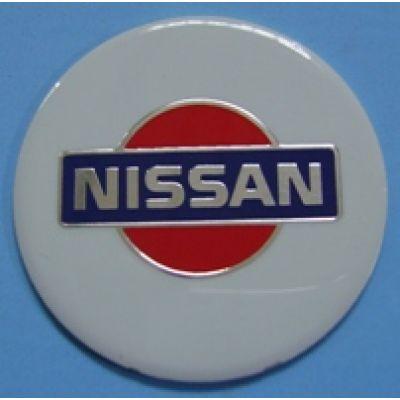 Аксессуары Наклейка на диск Nissan 60 плоский