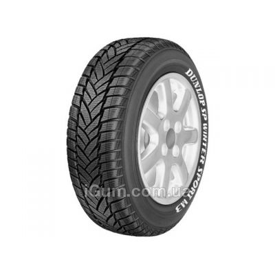 Шины Dunlop SP Winter Sport M3 265/60 R18 110H XL