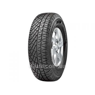 Шины Michelin Latitude Cross 235/55 R18 100H
