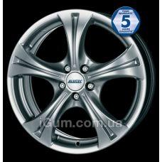 Диски R16 4x108 Alutec Storm 7x16 4x108 ET42 DIA63,4 (silver)