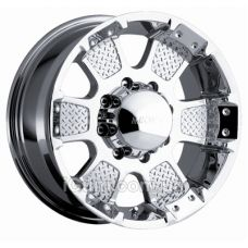 Диски R17 6x139,7 MKW (Mi-tech) MK-41 8x17 6x139,7 ET12 DIA106,1 (chrome)