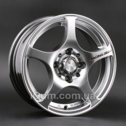 Диски Racing Wheels H-125