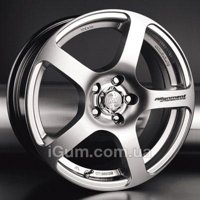 Диски Racing Wheels H-218 6,5x15 5x100 ET40 DIA73,1 (HPT)