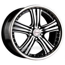 Диски R20 5x112 Racing Wheels H-434 8,5x20 5x112 ET45 DIA66,6 (BKFP)