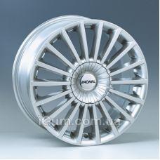 Диски Ronal R39 6x14 5x100 ET35 DIA68 (silver)