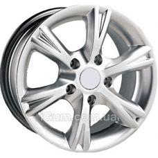 Диски R14 4x98 Primo 609 6x14 4x98 ET35 DIA67,1 (silver)