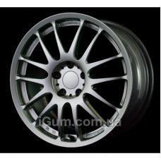 Диски Rays Volk Racing ME 8x18 5x112 ET35 DIA (silver)