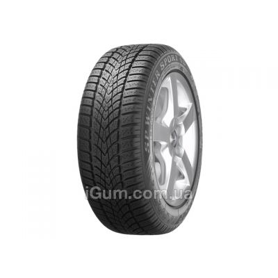 Шины Dunlop SP Winter Sport 4D 225/50 R17 98H XL