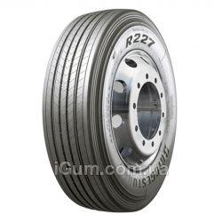 Шины Bridgestone R227 (рулевая)
