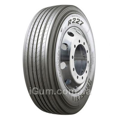 Шины Bridgestone R227 (рулевая) 265/70 R17,5 138/136M