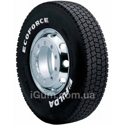 Шины Fulda Ecoforce (рулевая) 245/70 R17,5 136/134M