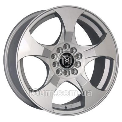 Диски Marcello MR-34 7x16 5x100/112 ET38 DIA73,1 (silver)