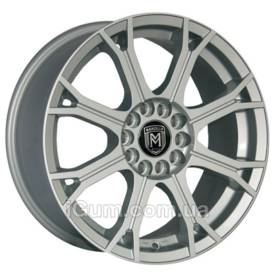 Диски Marcello MR-35 7x16 5x108/110 ET38 DIA73,1 (silver)