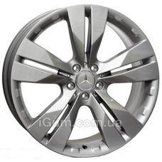 Диски R20 5x112 Replica Mercedes (A-F803) 8,5x20 5x112 ET50 DIA66,6 (silver)