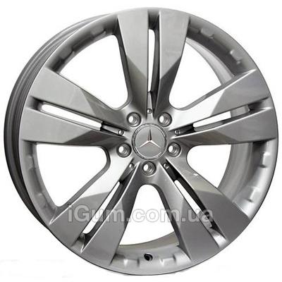 Диски Replica Mercedes (A-F803) 8,5x20 5x112 ET50 DIA66,6 (silver)