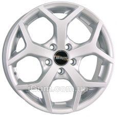 Диски R15 5x108 Tech Line TL511 6x15 5x108 ET52,5 DIA63,4 (silver)