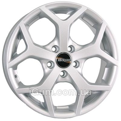 Диски Tech Line TL511 6x15 5x108 ET52,5 DIA63,4 (silver)