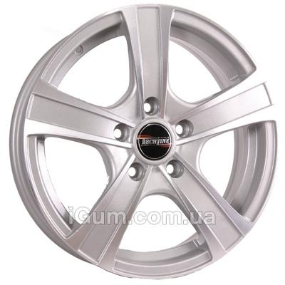 Диски Tech Line TL619 6,5x16 5x120 ET46 DIA65,1 (silver)