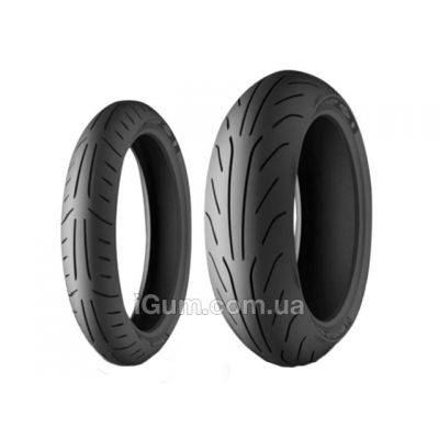Шины Michelin Power Pure