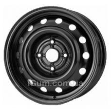 Диски ALST (KFZ) 6555 Chevrolet/Daewoo 5,5x14 4x114,3 ET44 DIA56,6 (black)