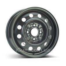 Диски R15 4x114,3 ALST (KFZ) 8125 Hyundai 6x15 4x114,3 ET46 DIA67,1 (black)