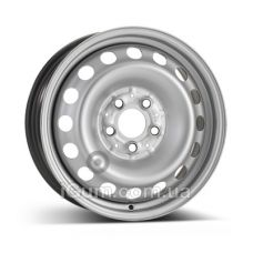 Диски R16 5x112 ALST (KFZ) 9095 Mercedes Benz 6x16 5x112 ET54 DIA66,6 (silver)