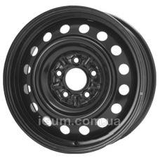 Диски R15 5x114,3 ALST (KFZ) 9157 6x15 5x114,3 ET39 DIA60,1 (black)