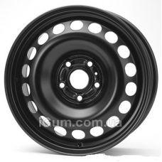 Диски R16 5x112 ALST (KFZ) 9702 Volkswagen 6x16 5x112 ET50 DIA57,1 (black)