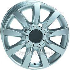 Диски Replica Audi (AU24) 8x18 5x100/112 ET35 DIA57,1 (silver)