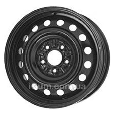 Диски Steel YA-735 6,5x16 5x114,3 ET55 DIA64,1 (black)