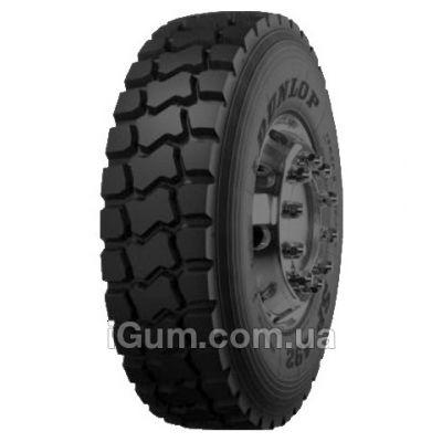 Шины Dunlop SP 492 (ведущая) 13 R22,5 156G