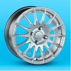 Диски Replica Peugeot (JT1178) 7x17 4x108 ET20 DIA65,1 (HS)