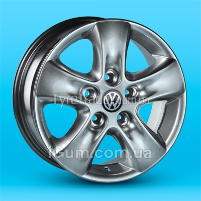 Диски Replica Volkswagen (JT1036) 6,5x16 5x120 ET45 DIA65,1 (HB)